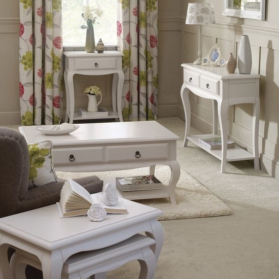 Florence Ivory Living Furniture Collection #Dunelm #Decor