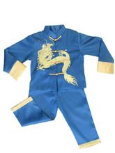 Wushu Children Suit, Children Suit direct from Shanghai Huiyuan Culture & Convenance Industry Co., Ltd. in China (Mainland)