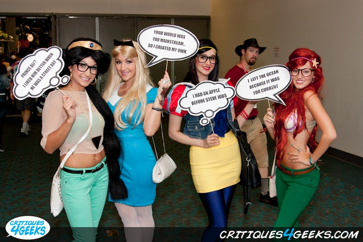 Hipster disney princesses | Rave Outfits | Pinterest ...