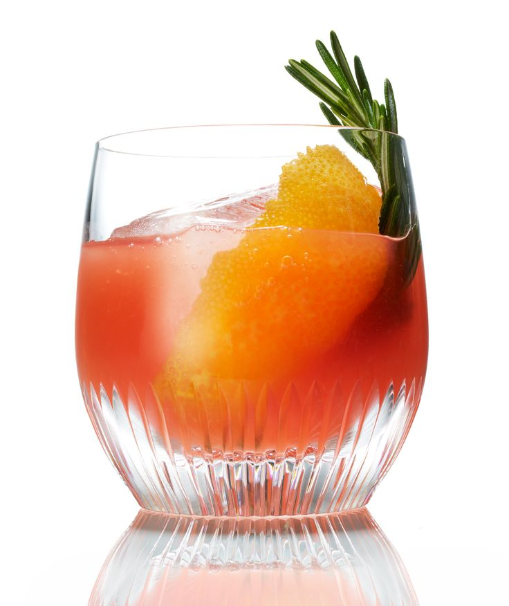 ... Blood Orange Old-Fashioned with Honey and Rosemary from InStyle.com