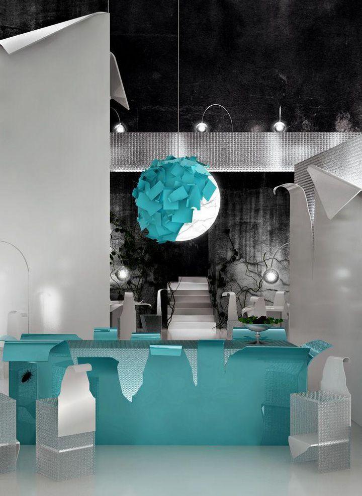 Warownia restaurant concept by Wamhouse