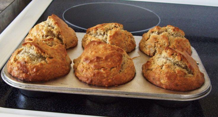 Muffins aux bananes - Recettes du Québec