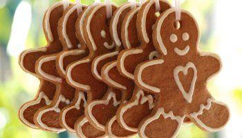 Χριστουγεννιάτικα μπισκότα με royal icing - τα ζωγραφιστά
