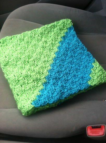 24 Gorgeous Corner to Corner Crochet Afghans   AllFreeCrochetAfghanPatterns.com
