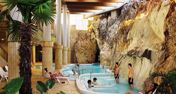 Miskolctapolca cave bath tour - Budapest