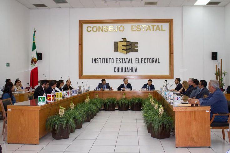 <p>Chihuahua, Chih.- El presidente del Instituto Estatal Electoral, Arturo Meraz, informó que se trasladaron partidas presupuestales para cubrir