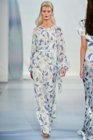 Luisa Beccaria Spring 2014 RTW Collection
