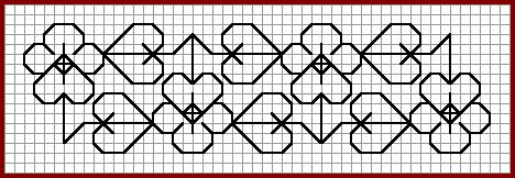Blackwork embroidery patterns