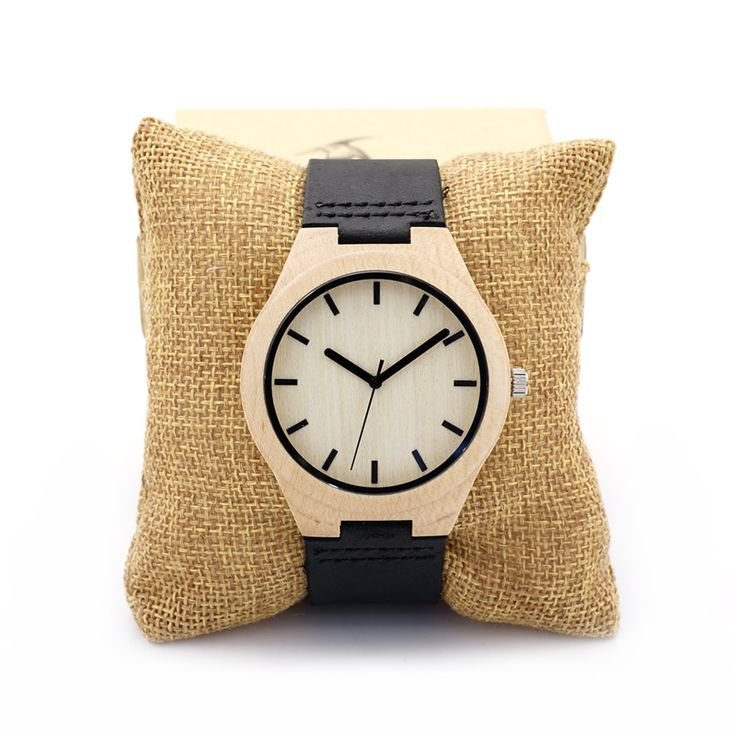 Unique Watches Mens  Bamboo Wooden Watch Quartz Outdoor Sport Watches Clock With Leather Strap Relojes Hombre 2016♦️ B E S T Online Marketplace - SaleVenue ♦️👉🏿 http://www.salevenue.co.uk/products/unique-watches-mens-bamboo-wooden-watch-quartz-outdoor-sport-watches-clock-with-leather-strap-relojes-hombre-2016/ US $21.59