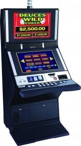 Slant top slot machines gambling research institute