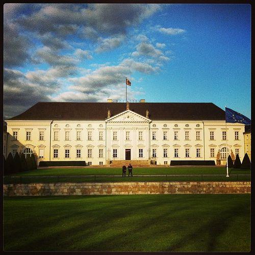 #Schloss #Bellevue, #Berlin