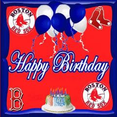 Boston Red Sox Birthday Cards Photobucket Gail Crosby