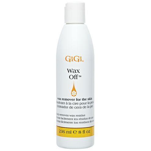 GiGi Wax Off Wax Remover 8 oz.