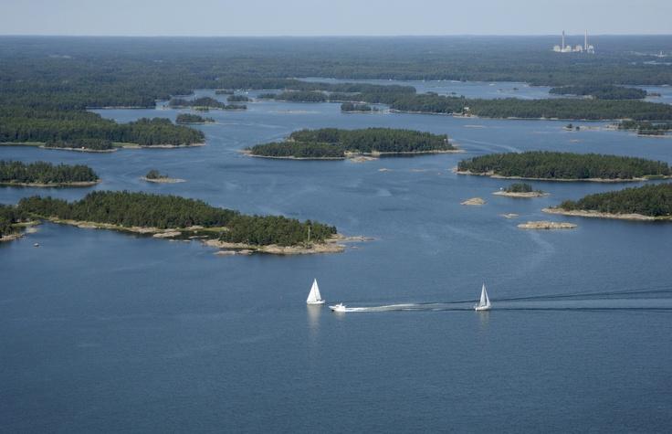 Inkoo archipelago #Finland