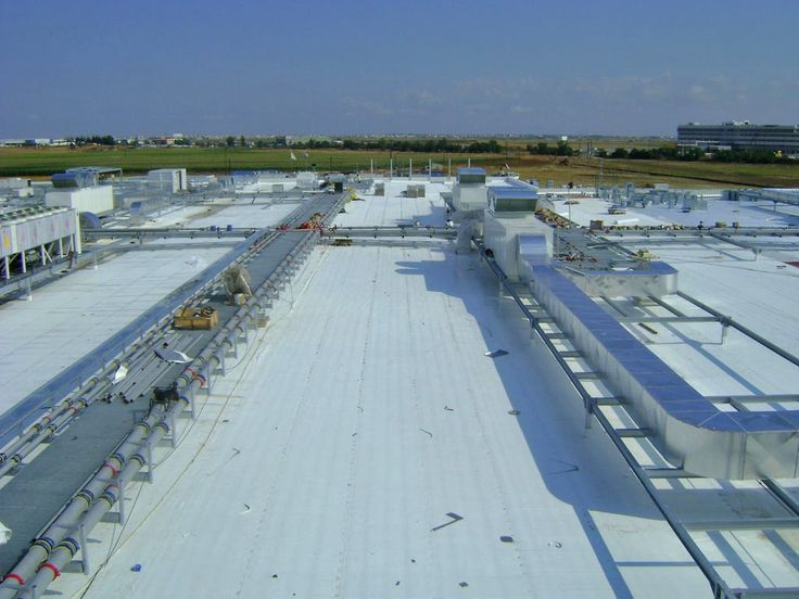 Ikea Larissa, Greece UltraPly TPO Mechanically Attached System (MEC) 20.000 m²