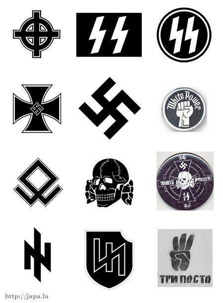 crew41 nazi neonazi kkk tatoo. Black Bedroom Furniture Sets. Home Design Ideas