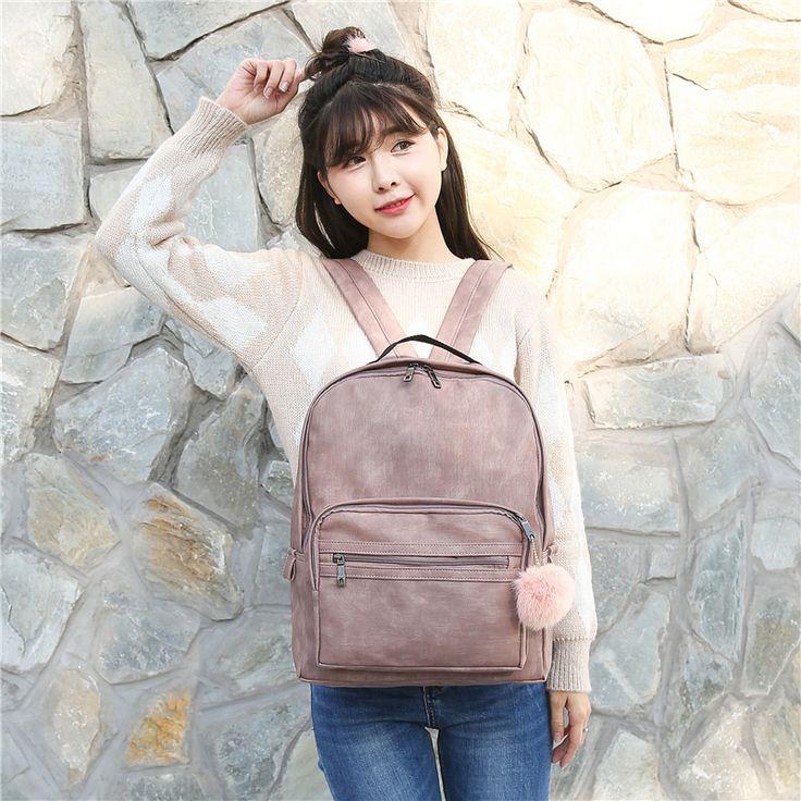 US $16.41 /black/green/gray eastpack rugzak backpacks for teenage girls school bags fashion cute bag pack mochilas mujer 2017 escolares para adolescentes