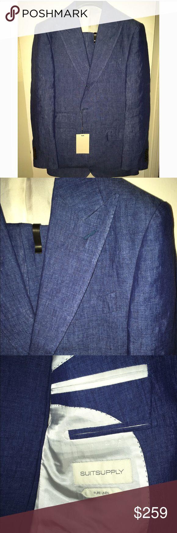 1000+ ideas about Blue Linen Suit on Pinterest | Men's ...