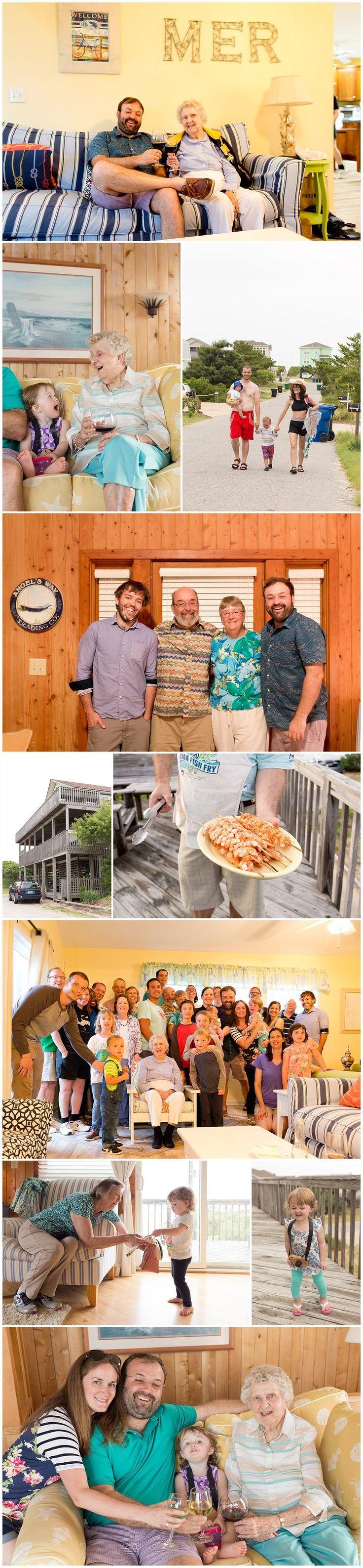 Outer Banks family vacation photos - Duck, North Carolina