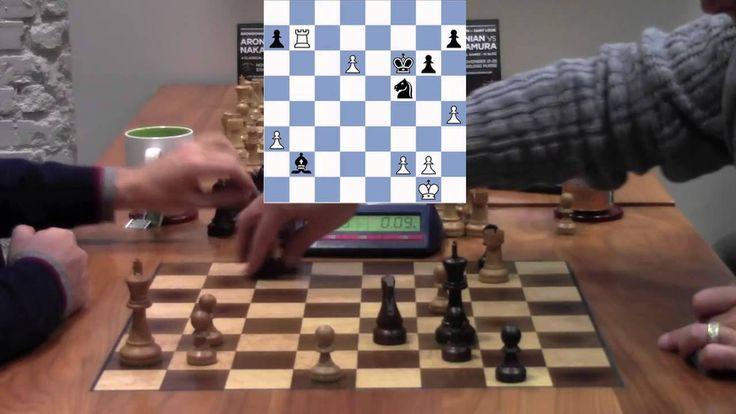 Blitz Match: GM Levon Aronian vs. GM Yasser Seirawan - 2014.11.18