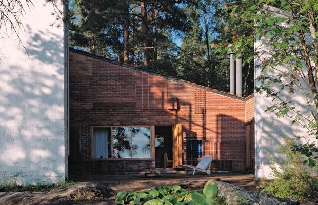 Alvar Aalto's Muuratsalo Experimental House.