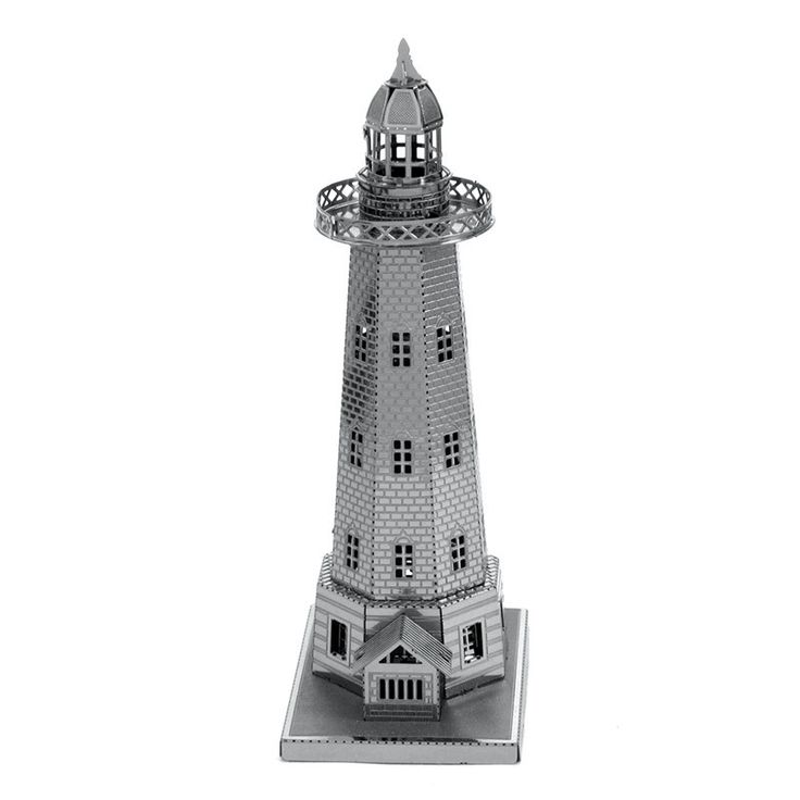Light House 3D Metal Puzzle DIY Assembly Tower Model Kids Toys Architecture Building Jigsaw Puzzle Children's Gift  http://playertronics.com/products/light-house-3d-metal-puzzle-diy-assembly-tower-model-kids-toys-architecture-building-jigsaw-puzzle-childrens-gift/
