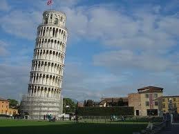 tower of pizza - italia