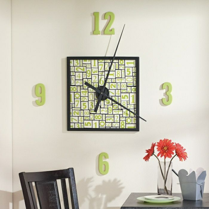 28 best Pictures, Clocks \ Art images on Pinterest Clock wall - küchen wanduhren design