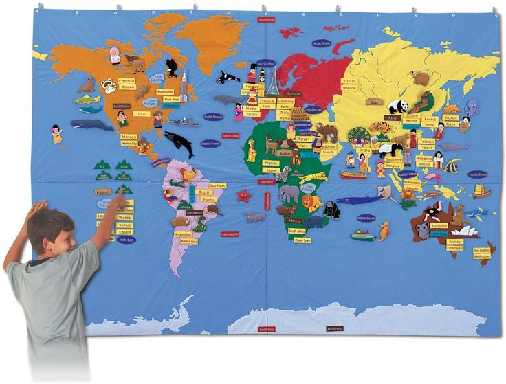 Mejores 100 imgenes de whish list en pinterest materiales giant world map with detachable pieces amazon toys games gumiabroncs Images