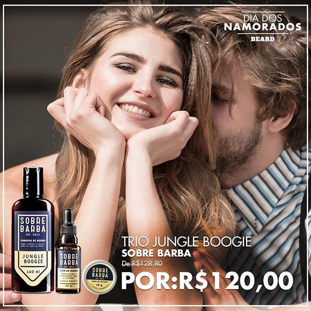 O Trio Jungle Boogie está com um preço ótimo para presentear seu Barbudo! Link de compra na Bio! -- www.beard.com.br -- #beard #instabeard #ficabarbudo #barba #bearded #barbudo #bigode #mustache #beardpower #beardgang #produtosMasculinos #beardLife #ficaadica #produtoParaBarba #produtosParaBarba #modaMasculina #modaHomem #barber #minhaBarbaNaBeard #beardedMen #beards #lumbersexual #beardedLifestyle #menStyle #beardOfTheDay #diadosnamorados #namoradobarbudo #namorado #presenteparanamorado
