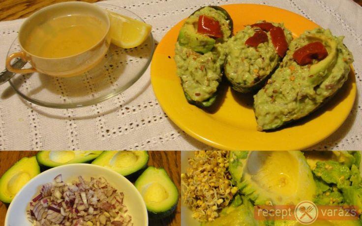 Avokádó kence mustármagcsírával recept Készítsd el akár 2, vagy 12 főre, a Receptvarazs.hu ebben is segít!
