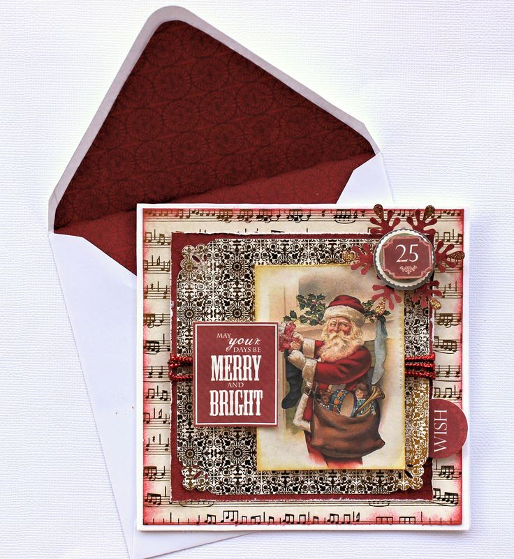 Merry and Bright - Kaisercraft DT - Scrapbook.com