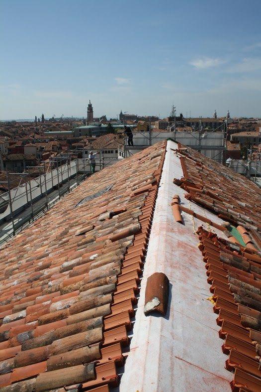 Innovare per preservare la memoria, AERtetto per lo IUAV Tolentini a Venezia