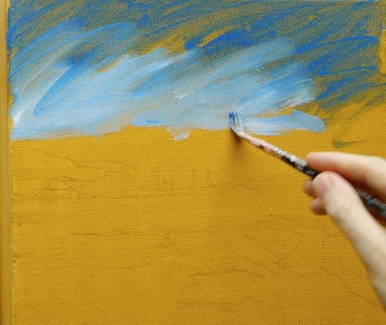 Lesson1 on the techniques of the Impressionists...Lesson2-4 found here http://willkempartschool.com/how-to-paint-with-acrylic-paint-videos/