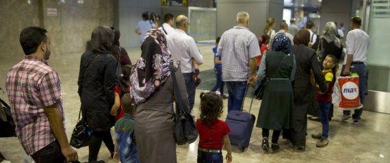 España sigue sin cumplir con los refugiados: faltan 279 de los 586 que llegarían en junio
