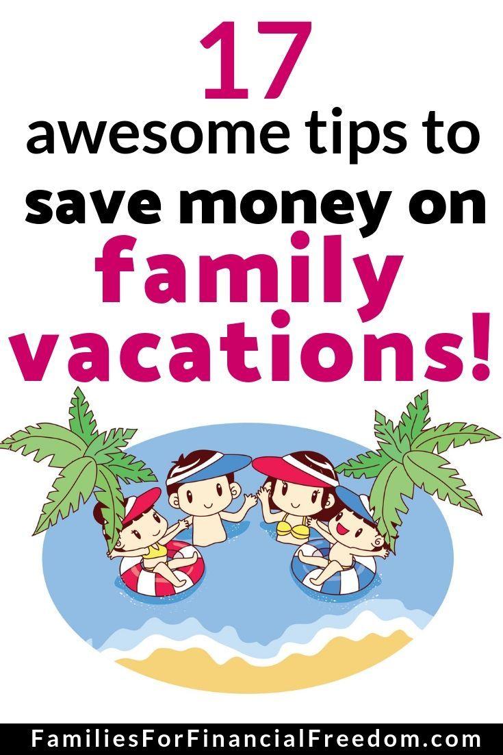 Tolle Tipps, um im Familienurlaub Geld zu sparen! – Sparen Sie Geld bei Ihrem Fam …   – MONEY TIPS & TRICKS