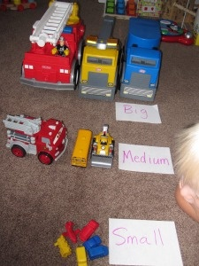 Transportation books and hands on activities (Learning is Messy)