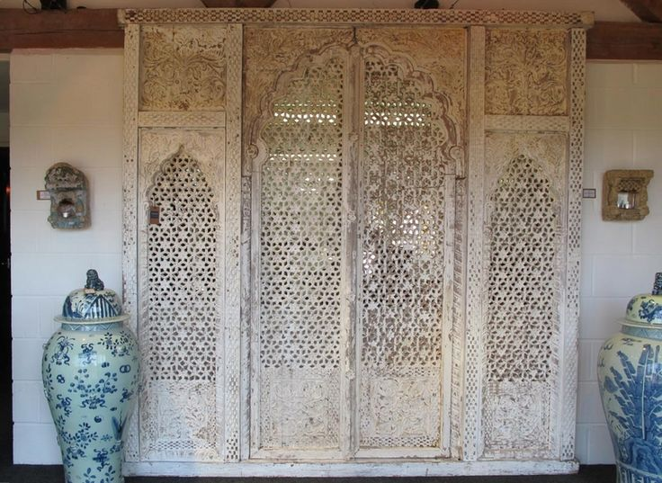 Jali - carved indian architecture - Rajasthan