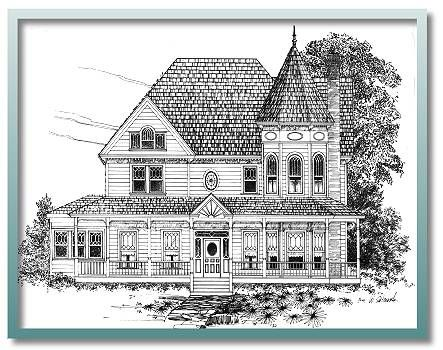 Authentic historical designs llc house plan house plans for Authentic historical house plans