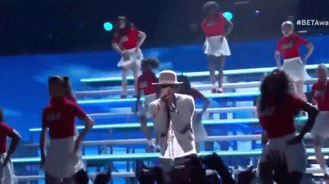 Pharrell & Missy Elliott 2014 BET Awards Performance