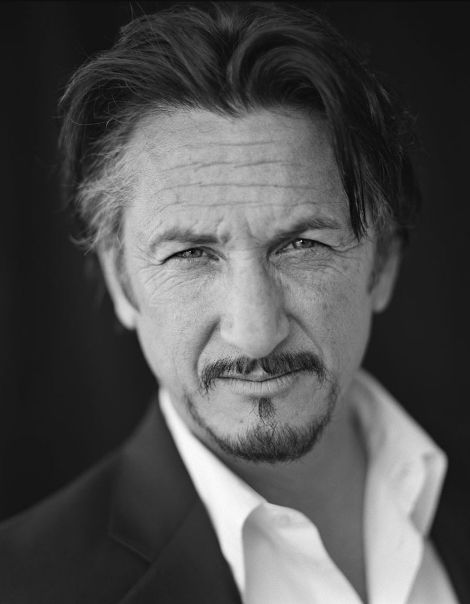 Sean Penn by Sam Jones