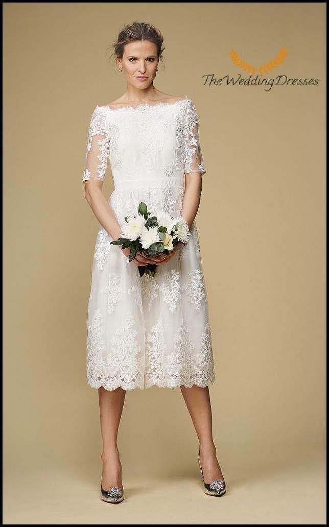 Affordable High Street Wedding Dresses For Older Brides Daily