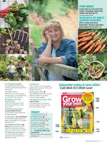 Grow Your Own Preview 5