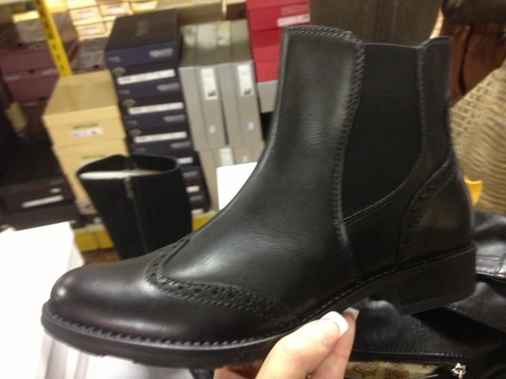 Fabulous footwear!