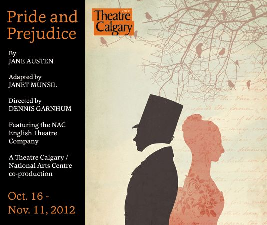 """Oct. 17th is the first of many draws in October and November for free exclusive giveaways in appreciation of our Skoop members and our one year anniversary! Winners this week will win 2 Box Seat tickets to Theatre Calgary's """"Pride and Prejudice"""" Oct. 23. Contest details and info about draw items and dates at http://theskoop.ca/blog/2012-10-12/member-appreciation-giveaways"""
