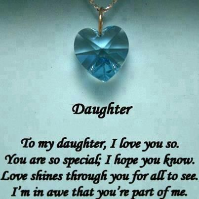 quotes for daughters | just love these quotes about daughters. As many of you that read my ...