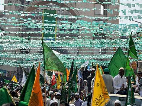 # India ,crowd #eid-e-milad-un-nabi# eid-e-milād-un-nabī eid-milad-un-nabi flags islam mawlid men #milad un-nabi #milad-an-nabi milād an-nabī milād un-nabī mohammed's #birthday muhammad's birthday #muslim festival #muslim parade muslims #nabi day #prophet's birthday religion street #عید میلاد النبی ईद मिलाद नबी # #Rabi ul awal , # Meelad # Milad # Mevlud # Mulud # Milad un Nabi