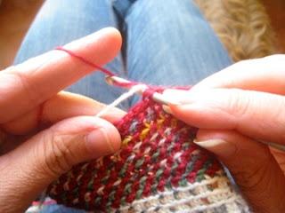 Technique :: Crochet Jacquard