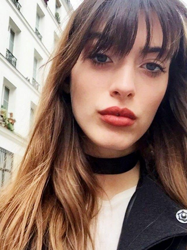 Louise Follain, aka our new beauty crush.