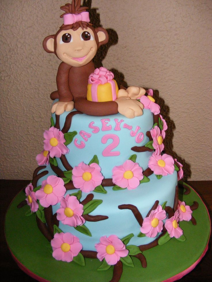 Casey's 2nd birthday cake